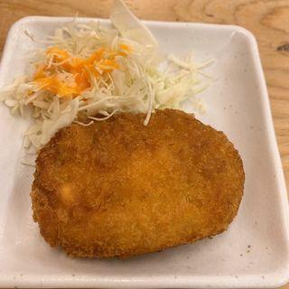 牛肉コロッケ(大衆立呑み ニュー浅草)