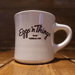 コナコーヒーブレンド(ホット・アイス)(Eggs 'n Things 銀座店)