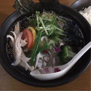 テールスープラーメン 冷 塩(味工房 )