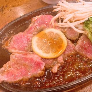 レモンステーキ(ふらんす亭 池袋サンシャイン60階通り店 )