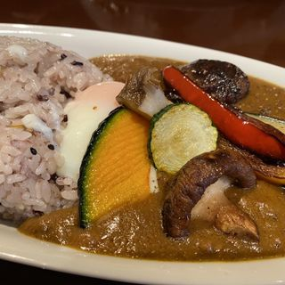 挽肉カレー(インザバレル )