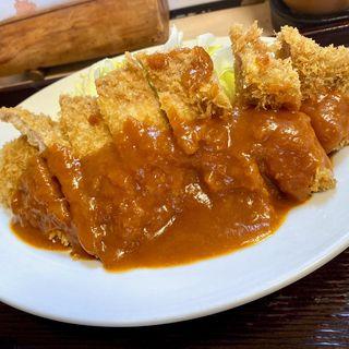 とんかつ定食(ロース)(とんかつ一番 昭和町店 )