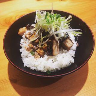 和風ちゃーしゅー丼(焼きあご塩らー麺 たかはし 上野店 )