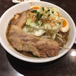 カツオG系 (限定)(千極煮干 (センゴクニボシ))