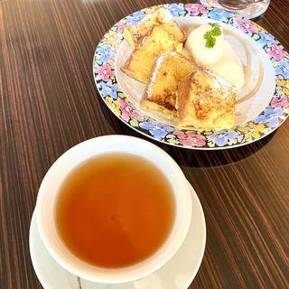 フレンチトースト(ミョンカフェ)
