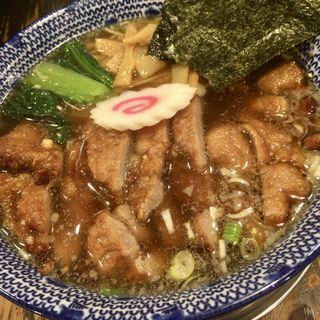 パーコ麺 濃口醤油味