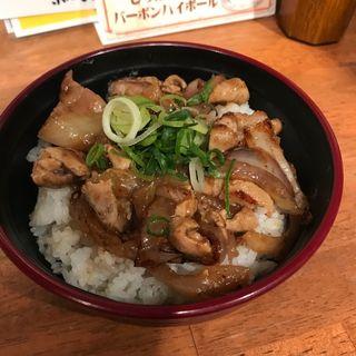 ホルモン丼(肉工房 千里屋 ホルモンバル )