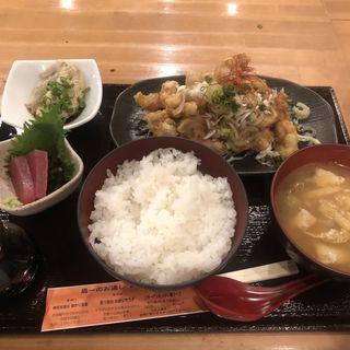 油淋鶏定食(倉蔵商店 (クラゾウショウテン))