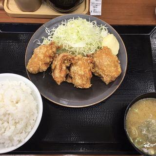 からやま定食(梅)(からやま 新橋店 )