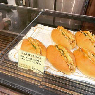 タイ風焼きそばパン(ROUTE271 梅田本店 )