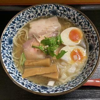 しおラーメン(麺や なないち )