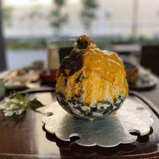 カボチャクリーム(廚菓子くろぎ (クリヤカシクロギ))