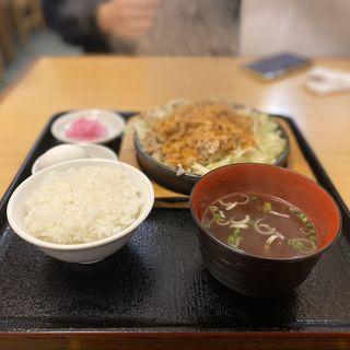鉄板麺(大盛軒)