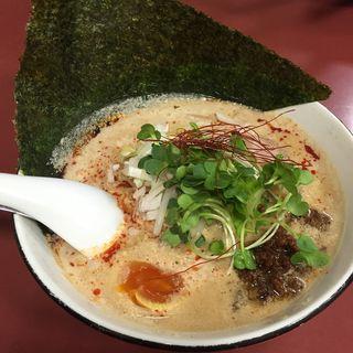 白坦々麺(ぐんぽう )