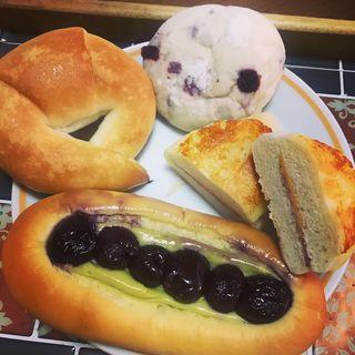 米粉パン(和良自由が丘工房&WARA CAFE (ワラジユウガオカコウボウ))