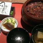 ひつまぶし(うなぎ和食 しら河 名駅店)