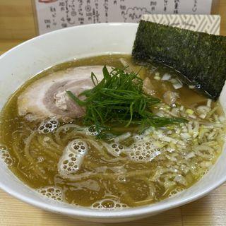 サカナ100%ひやあつ(桐麺 )