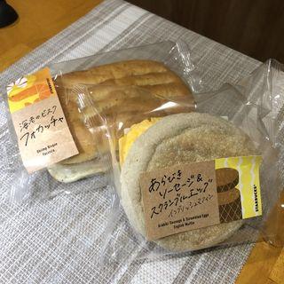 海老のビスクフォッカッチャ(スターバックス・コーヒー 大塚駅前店 )
