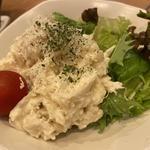 ブルーチーズポテトサラダ(魚串さくらさく 神保町店 )