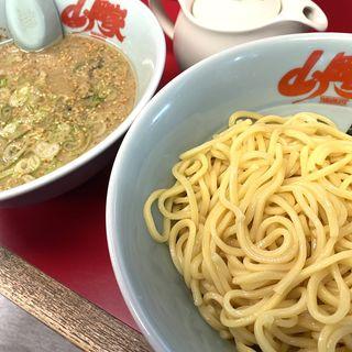 醤油つけ麺(ラーメン山岡家 南2条店)