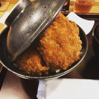 タレかつ丼 かつ丼(新潟カツ丼 タレカツ 神保町本店 )
