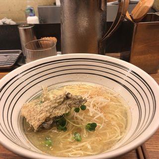 鯛の塩ラーメン(堂の浦 駅前店 (らーめん))