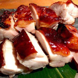 鶏の炙り焼(天海ハマ市場 仙台東口 )