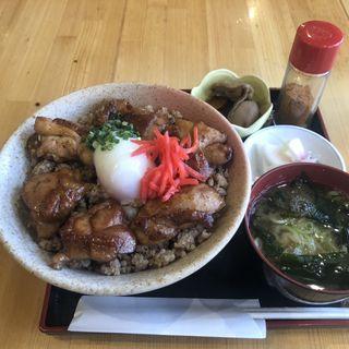 鶏テリ丼(源七商店)