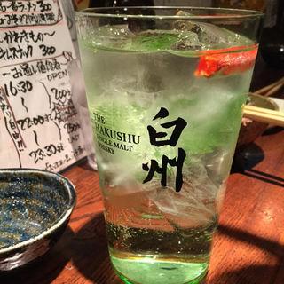 金魚(立ち飲み 竜馬)