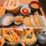 天まぶし(天吉屋 新宿店 )