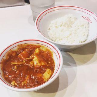 定食(蒙古タンメン中本 御徒町店)