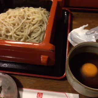 夕霧そば(瓢亭 (ひょうてい))