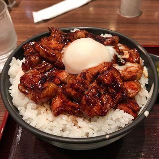 豚丼(ドライブインいとう豚丼専門店 豚丼名人)