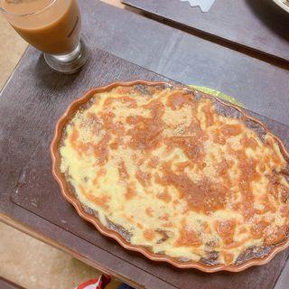 焼きチーズカレー(ころしのカレー)