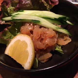 クラゲ酢(おおしば 福生店 )