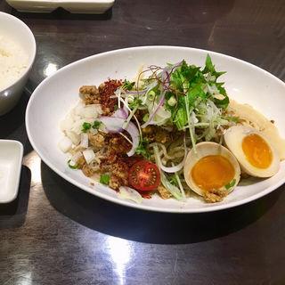 煮干しだしキーマ (限定)(千極煮干 (センゴクニボシ))