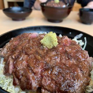 ステーキ丼(ニクゼン )
