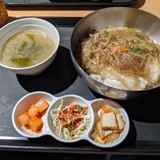 チャプチェ丼(五六島)