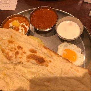 インドカレー定食(ターリー屋 南新宿店 )