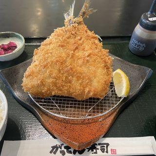 特鰺フライ定食