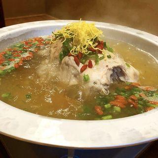参鶏湯(韓国食堂入ル  ゴショミナミ)
