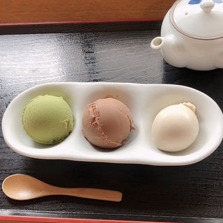 きなな三種盛(祇園きなな 本店 (ぎおんきなな))