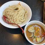 三田流夏野菜カレーつけ麺