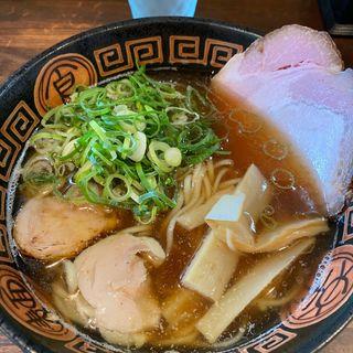あっさりラーメン(拉麺ノスゝメ 諭吉 )