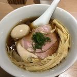 特製醤油らぁめん(らぁ麺 はやし田)