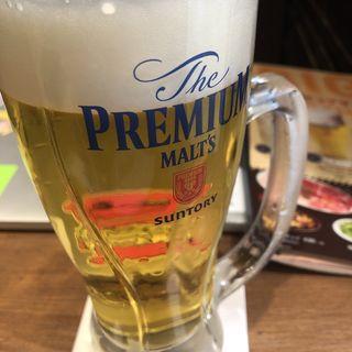 ザ・プレミアム・モルツ(プロント 新宿小田急エース店 (PRONTO))