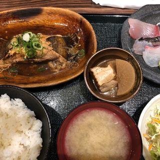 なめたカレイ煮付(銀座漁港 快海)