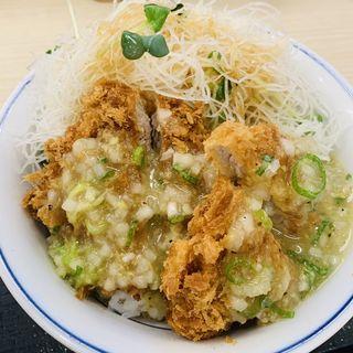 マグロカツ丼(かつや 御徒町南口店)