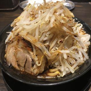 カネシ醤油ラーメン(麺や久)