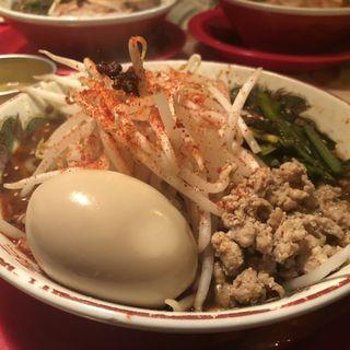 たぶっちゃん式屋台担々麺(たぶっちゃん )